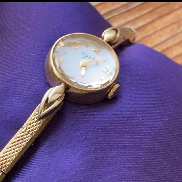 agete(アガット)のagete 時計  レディースのファッション小物(腕時計)の商品写真