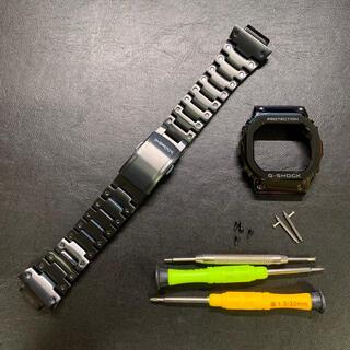 5600系 5610系カスタム フルメタルパーツ 色ブラック