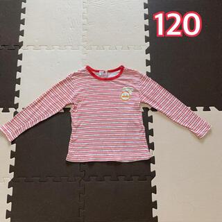 アンパンマン(アンパンマン)の値下げ★ アンパンマン 120サイズ 長袖Tシャツ ロンT(Tシャツ/カットソー)
