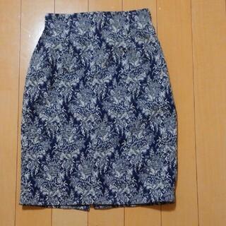 マーキュリーデュオ(MERCURYDUO)のマーキュリーデュオ ゴブランタイトスカート(ひざ丈スカート)