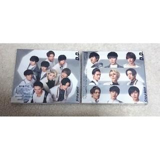 Johnny's - D.D. Imitation Rain セット売り 初回盤 Snow Man