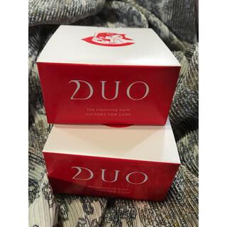 DUO クレンジングバーム カープ 2個セット