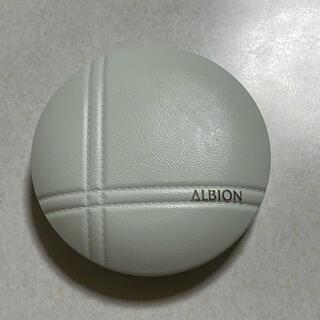 ALBION - 【アルビオン】ホワイトレア エアー 01番ライトベージュ
