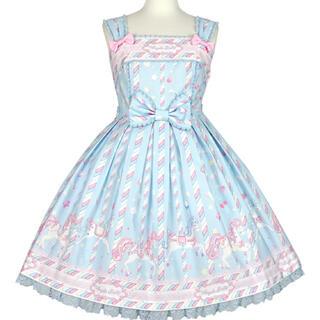 Angelic Pretty - シュガーリィカーニバルジャンパースカート