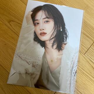 ノギザカフォーティーシックス(乃木坂46)の山下美月 CanCam 特典 ミニポスター(アイドルグッズ)