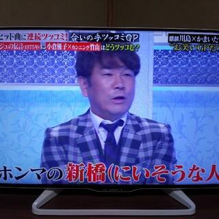 アクオス(AQUOS)のAQUOS 40インチ(テレビ)