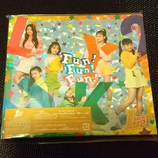 Lucky2 初回盤 CD DVD
