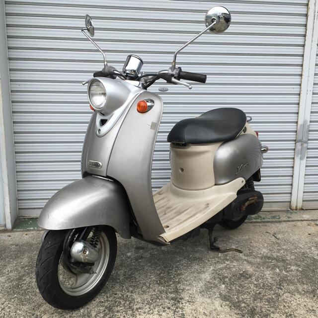 YAMAHA ビーノ 車体 全国配送可能❗️ 自動車/バイクのバイク(車体)の商品写真