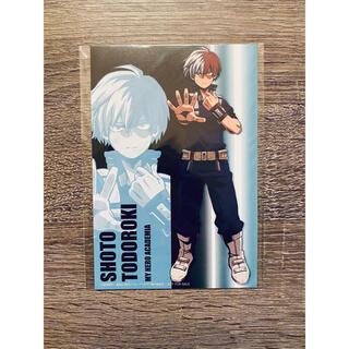 【新品】僕のヒーローアカデミア 轟焦凍 ポストカード 非売品 ヒーロープラザ