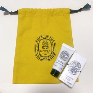 diptyque - ディプティックdiptyque 巾着とトライアルセット