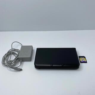 ニンテンドー3DS - ニンテンドー3DS LL ブラック