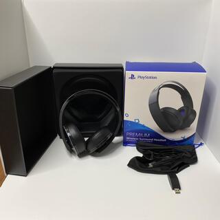 PlayStation4 - プレミアムワイヤレスサラウンドヘッドセット (CUHJ-15005)