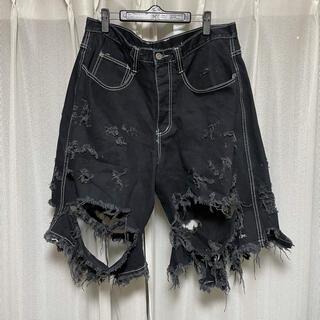 FEAR OF GOD - Big remake half pants