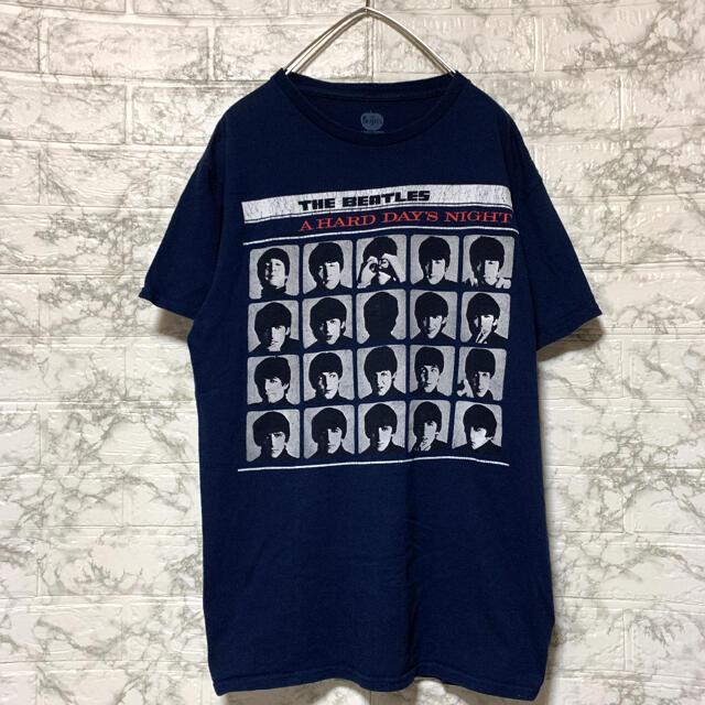 古着 ビートルズ Tシャツ 公式 コピーライト入り 2013年製 メンズのトップス(Tシャツ/カットソー(半袖/袖なし))の商品写真