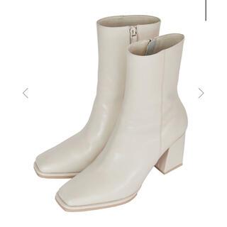 アメリヴィンテージ(Ameri VINTAGE)の新品 ameri vintage 新作 ショートブーツ Mサイズ(ブーツ)