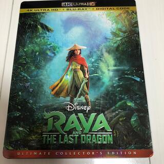 Disney - Raya(4K UHD/Blu-ray) ラーヤと龍の王国