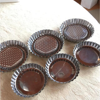 ミニタルト型 タルト マーマレード お菓子 スイーツ 6個セット