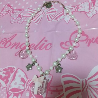アンジェリックプリティー(Angelic Pretty)のAngelic PrettyプレゼントBOXネックレス(ネックレス)