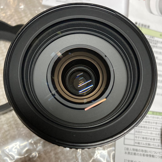 Nikon(ニコン)のNikon NIKKOR 24-120mm f/4G ED VR  スマホ/家電/カメラのカメラ(レンズ(ズーム))の商品写真