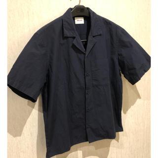 コモリ(COMOLI)のmorris&sons オープンカラーシャツ(シャツ)