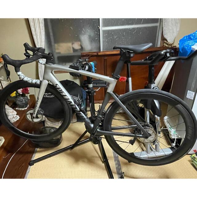 Specialized(スペシャライズド)のターマック SL7 tarmac SL7 expert エアロフライ2 スポーツ/アウトドアの自転車(自転車本体)の商品写真