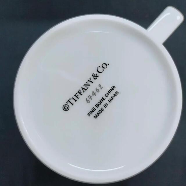 Tiffany & Co.(ティファニー)のTIFFANY&Co. ティファニー本店 カスタマープレゼントリミテッドマグ! インテリア/住まい/日用品のキッチン/食器(食器)の商品写真