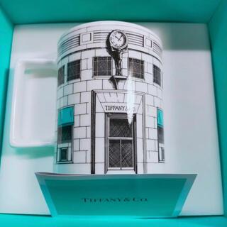 Tiffany & Co. - TIFFANY&Co. ティファニー本店 カスタマープレゼントリミテッドマグ!