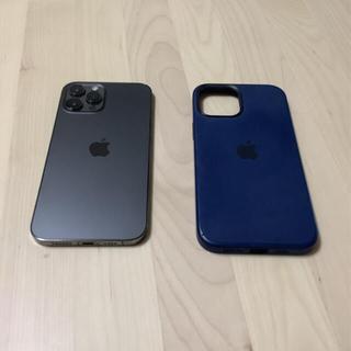 Apple - iPhone 12 Pro Max 256GB グラファイト