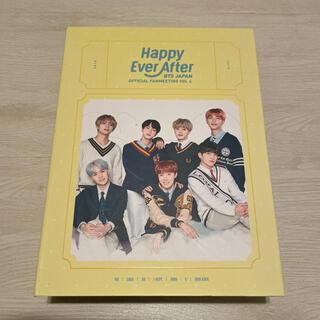 防弾少年団(BTS) - BTS ファンミーティング Happy Ever After  Blu-ray