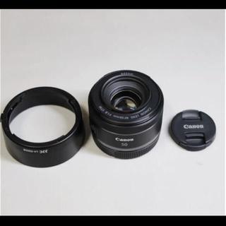 Canon - RF50 F1.8STM