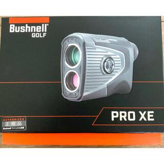 Bushnell ブッシュネル ピンシーカー プロXE ジョルト レーザー