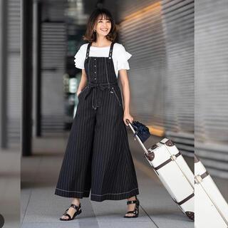 M'S GRACY - 新品 カタログ掲載品 エムズグレイシー サロペット
