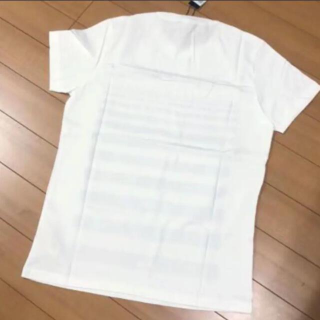 DIESEL(ディーゼル)の⭐️新品未使用タグ付き⭐️DIESELディーゼル Tシャツ ホワイト XL メンズのトップス(Tシャツ/カットソー(半袖/袖なし))の商品写真