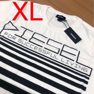 DIESEL - ⭐️新品未使用タグ付き⭐️DIESELディーゼル Tシャツ ホワイト XL