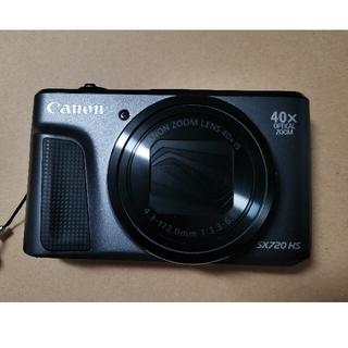 CANON SX720HS と 一眼レフ用ズームレンズ レンズフード