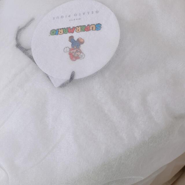 gelato pique(ジェラートピケ)の【メンズ】 ヨッシー パーカ&ロングパンツ Lサイズ 試着のみ レディースのルームウェア/パジャマ(ルームウェア)の商品写真