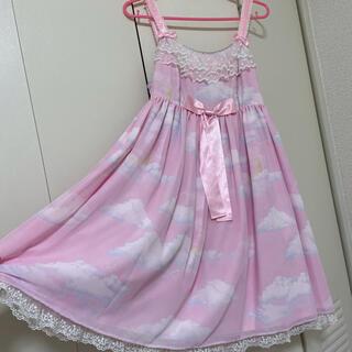 Angelic Pretty - Angelic Pretty misty sky ジャンパースカート クリップ