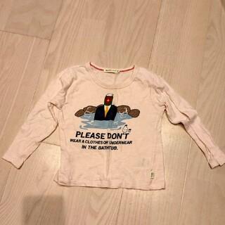 ビームス(BEAMS)のビームスミニ 長袖 Tシャツ(Tシャツ/カットソー)