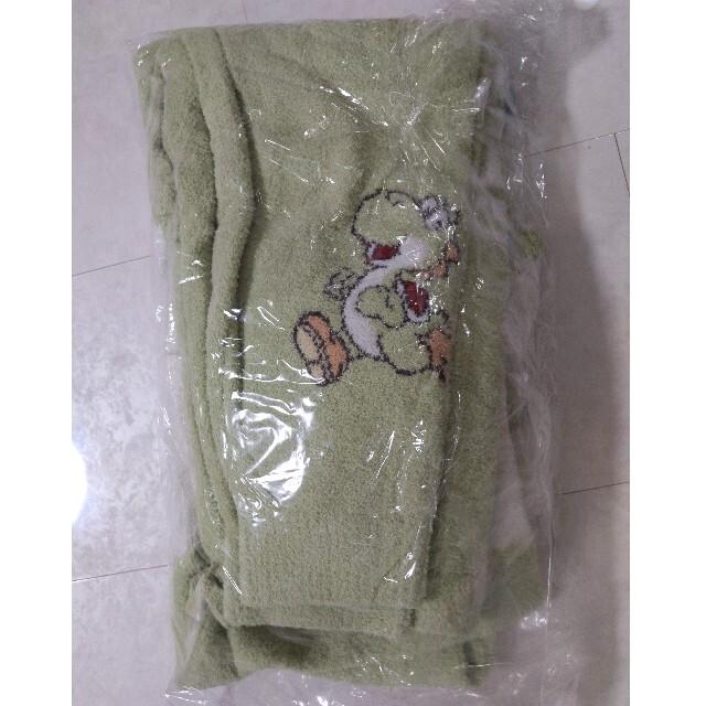 gelato pique(ジェラートピケ)の【新品】ジェラピケ ヨッシー メンズLサイズ レディースのルームウェア/パジャマ(ルームウェア)の商品写真