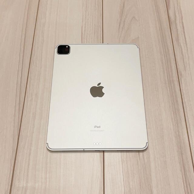 Apple(アップル)の【美品】iPad Pro 11インチ 第2世代 Cellular 256GB スマホ/家電/カメラのPC/タブレット(タブレット)の商品写真