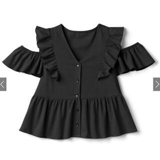 グレイル(GRL)の肩出しシャツ(シャツ/ブラウス(半袖/袖なし))