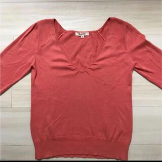 ミッシェルクラン(MICHEL KLEIN)のMK KLEIN ニット セーター(ニット/セーター)