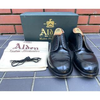 Alden - 美品 オールデン Vチップ