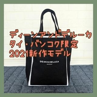 DEAN & DELUCA - 【日本未発売】ディーンアンドデルーカ タイ限定 トート ブラック