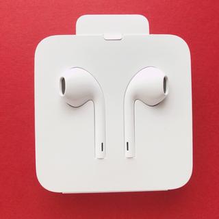 Apple - 【新品未使用】Apple iPhoneイヤホン 正規品