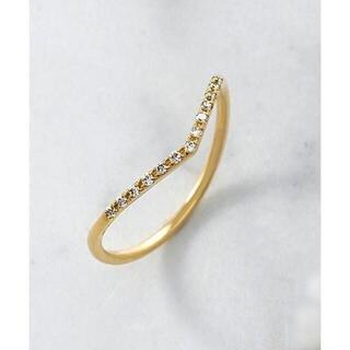 agete - agete K18 ダイヤモンド リング ¥46,200