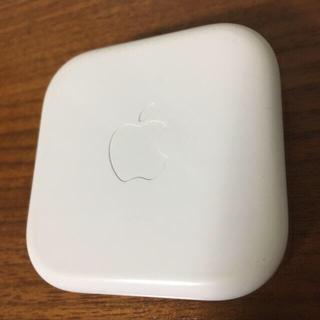 Apple - AppleアップルiPhone純正イヤホンジャックタイプ