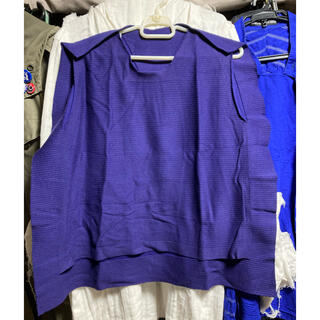 イッセイミヤケ(ISSEY MIYAKE)のイッセイミヤケ A-POC ヘキサゴンニット(カットソー(半袖/袖なし))