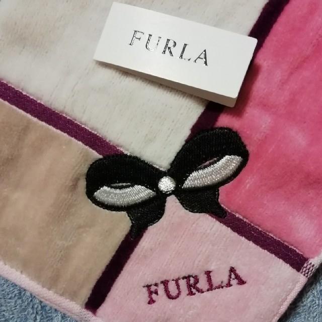 Furla(フルラ)の❤新品❤ フルラ タオルハンカチ レディースのファッション小物(ハンカチ)の商品写真