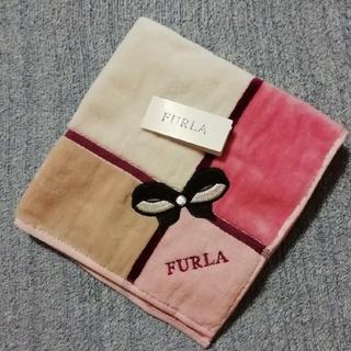 フルラ(Furla)の❤新品❤ フルラ タオルハンカチ(ハンカチ)